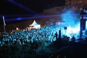Éxito da Frades Sunset Festival de Baiona.