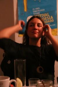 """""""O caderno amarelo"""", de Lara Rozados Lorenzo gaña o VII Premio de Poesía Victoriano Taibo - Entidade Local de Morgadáns"""