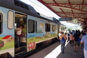 Finaliza con éxito a campaña dos trens turísticos de Galicia cun 81,71% de ocupación