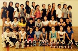 Miriam Pérez sitúa ao Club de Patinaxe Artística CPA Gondomar no panorama internacional