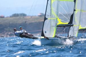 Finalizou nas augas de Río de Janeiro o Campionato Intergaláctico que os membros do Equipo Olímpico da Real Federación Española de Vela das clases 49er Masculino e FX Feminino, levaban disputando desde o pasado martes.