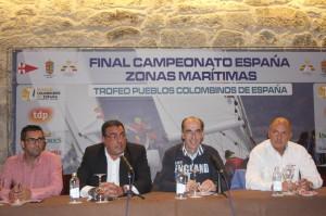 Final do Campionato de España de Cruceiros