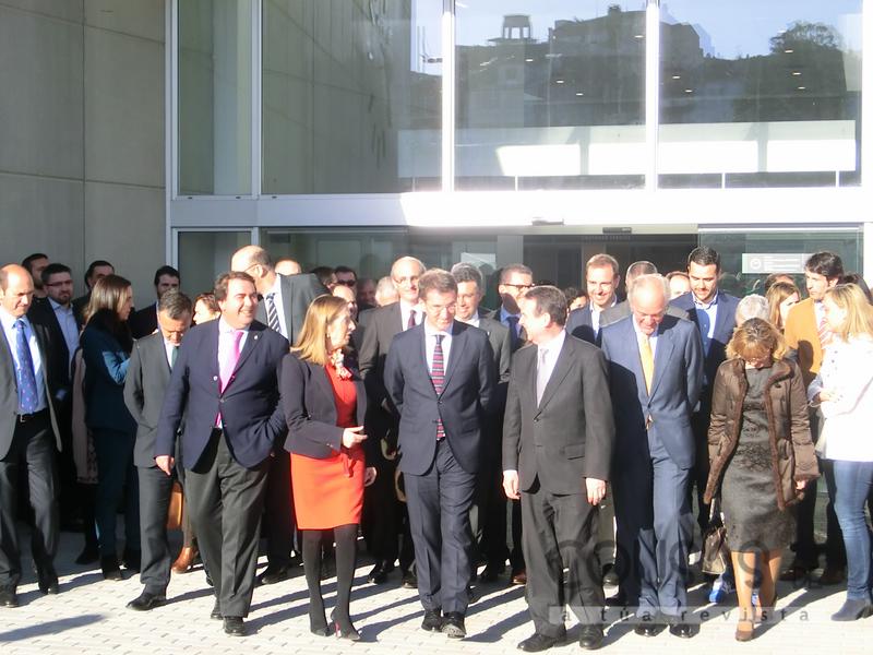 Vigo-inauguración AVE