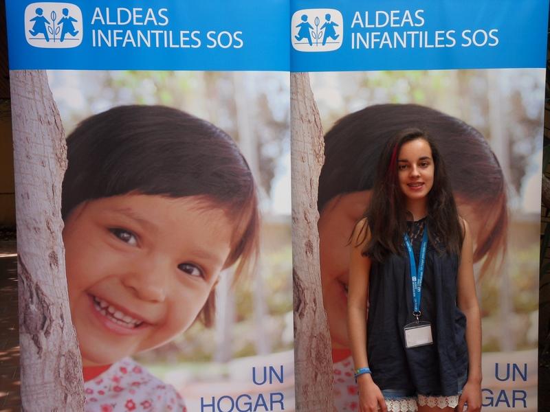"""Os mozos parámonos a pensar""-organizado-Aldeas-Infantís-SOS-reúne-Madrid-17-adolescentes-todas-comunidades-autónomas"