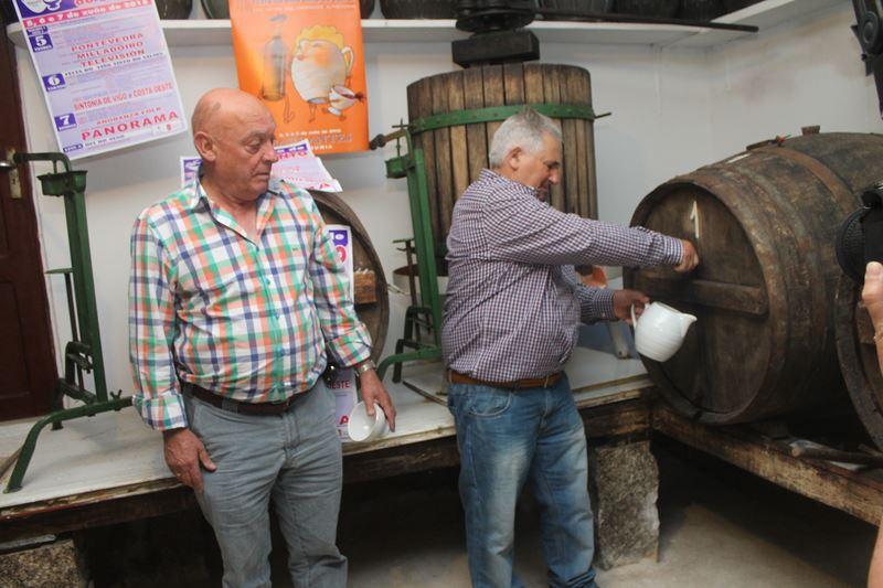 Festa Viño Barrantes Ribadumia