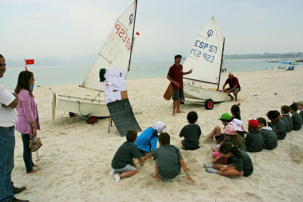 Arranca-Vao-maio-campamento-infantil-deportivo-verán-Vigo-organizado-pola-Deputación-650-nenos-30-modalidades-deportivas