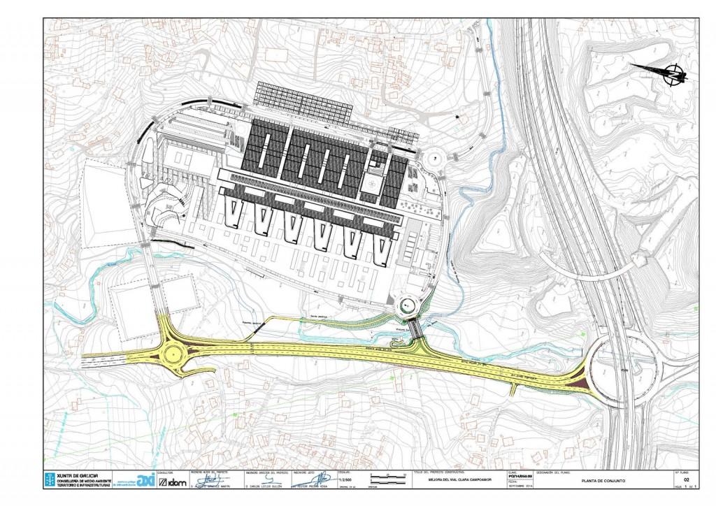 Xunta-remata-obras-acceso-novo-hospital-público-Vigo-investimento-preto-1,8-millóns-euros