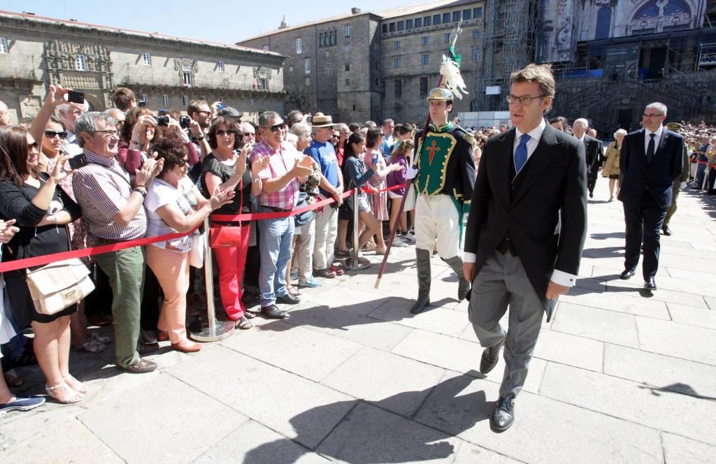 Ofrenda-Apóstolo-Santiago-Discurso-Presidente-Xunta-ejerciendo-como-Delegado-Regio