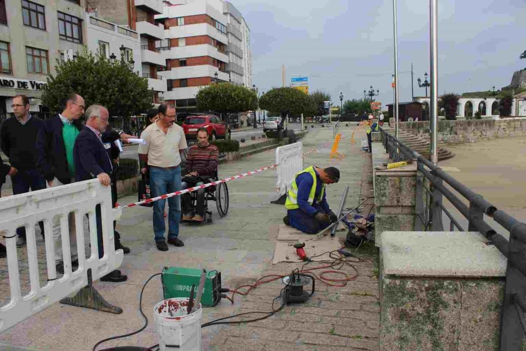 Portos-Galicia-outorgará a-autorizacións-reordenará-prazas-embarcacións-novo-pantalán-porto-Baiona